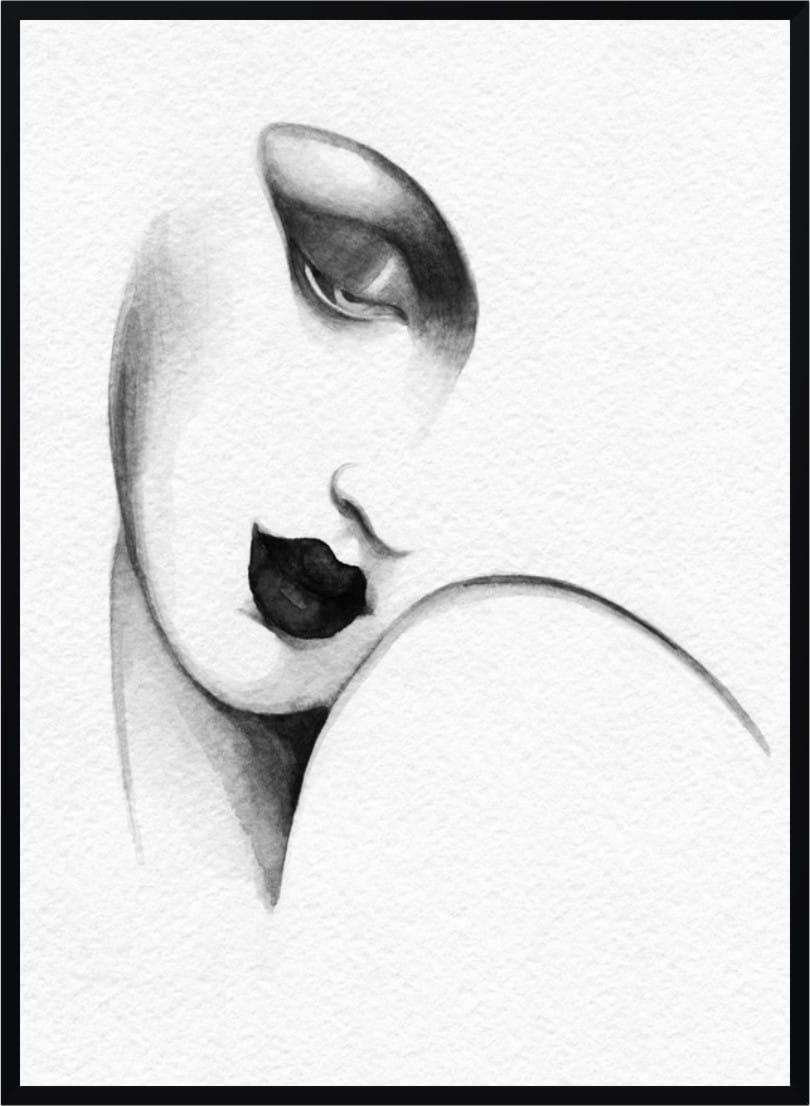 f9122e30 Plakat portret kobiety